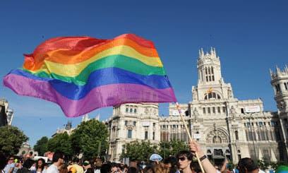 Best to be gay in Spain