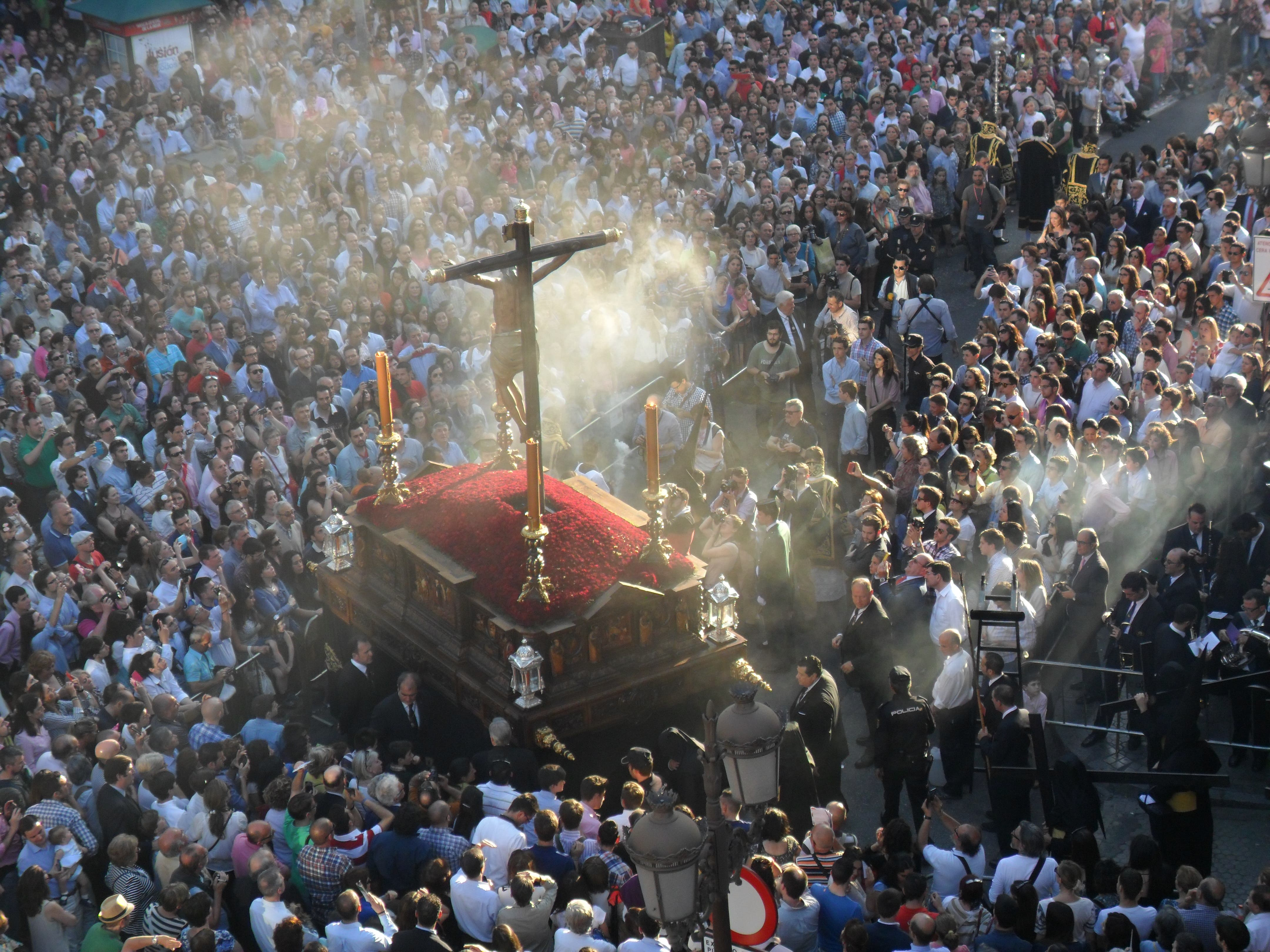 Pageantry, piety and devotion: Being a part of Semana Santa in Sevilla