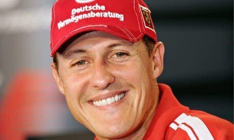 Michael Schumacher sued while still in coma over Sevilla traffic accident