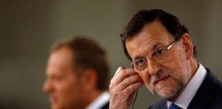 Spains PM Rajoy