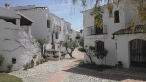 Haney and Abbot's villa in El Capistrano