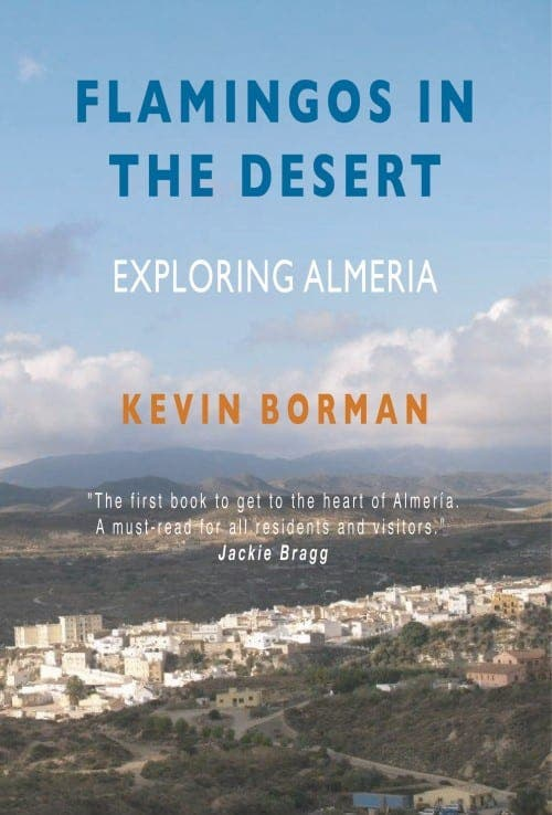 New expat book about exploring Almeria