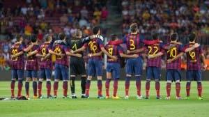 Barcelona fear the Premiership's financial power