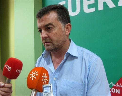 IU party announces 'momentary suspension' of coalition with PSOE in Andalucia
