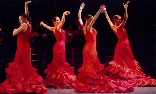 Ladies of Spain… Never gonna lose it