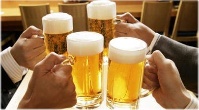 Beer is good for you, according to new research