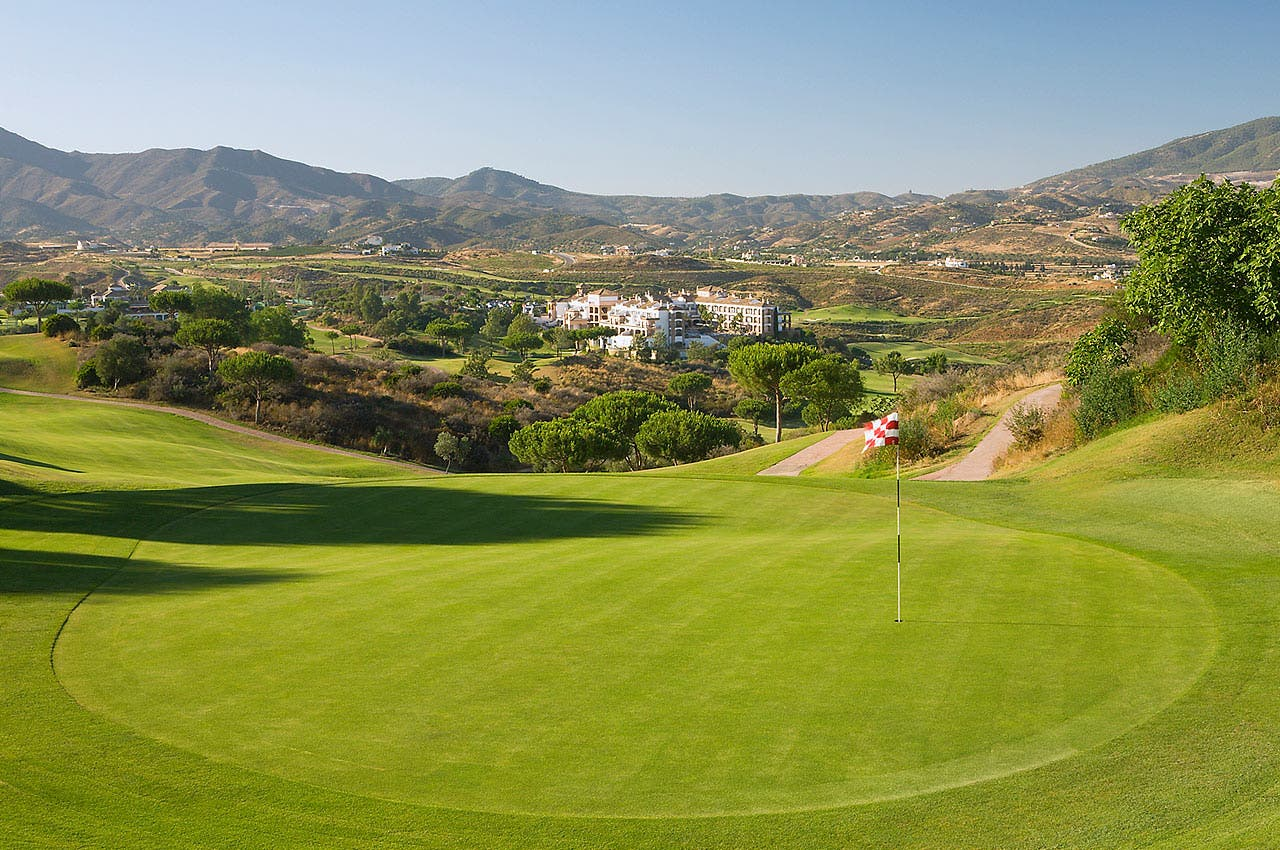 Valley of calm at La Cala Resort