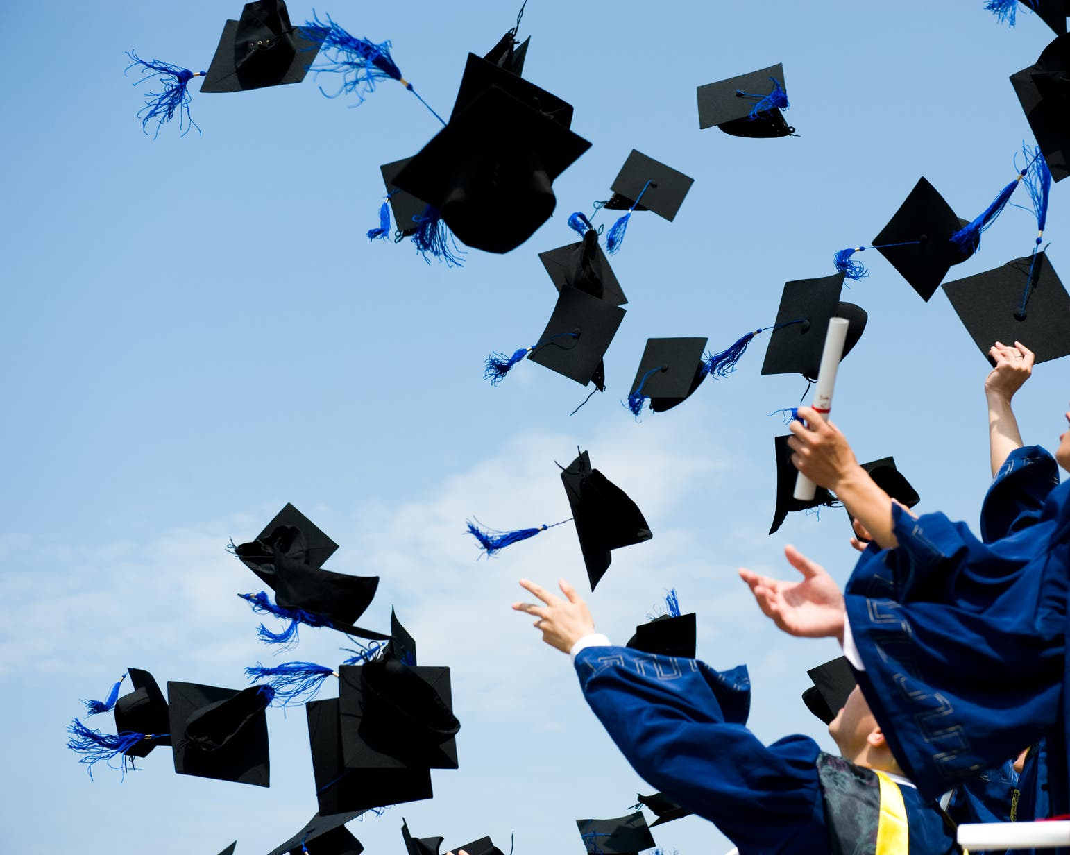 Fees for degrees in Andalucia are lower than most of Spain