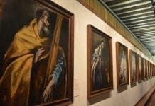 greco apostles e