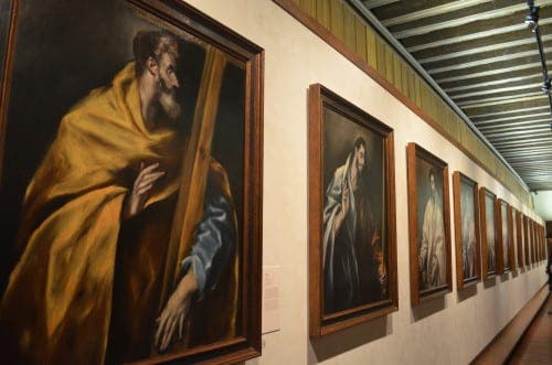 Toledo celebrates El Greco with a town full of exhibitions