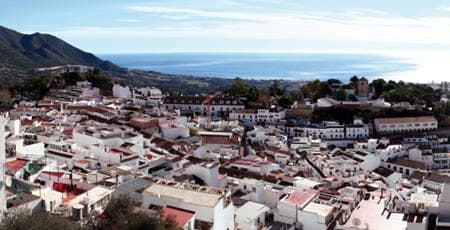 The light has switched back on in Mijas' property market