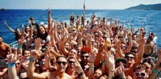 ibiza party boats e