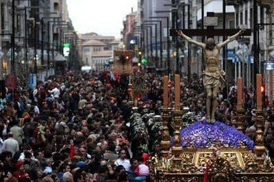 Malaga's massive Easter haul