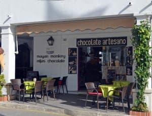 mayan-monkey-mijas-chocolate