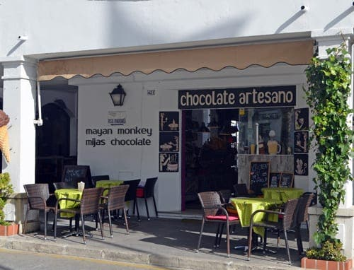 The Mijas chocolate factory that would make Willy Wonka proud