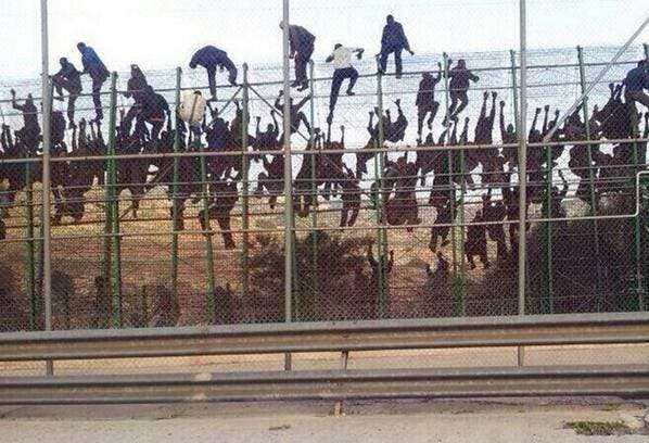 Pressures escalate at Spanish-Melilla border