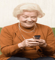 Morning phone calls give peace of mind to elderly