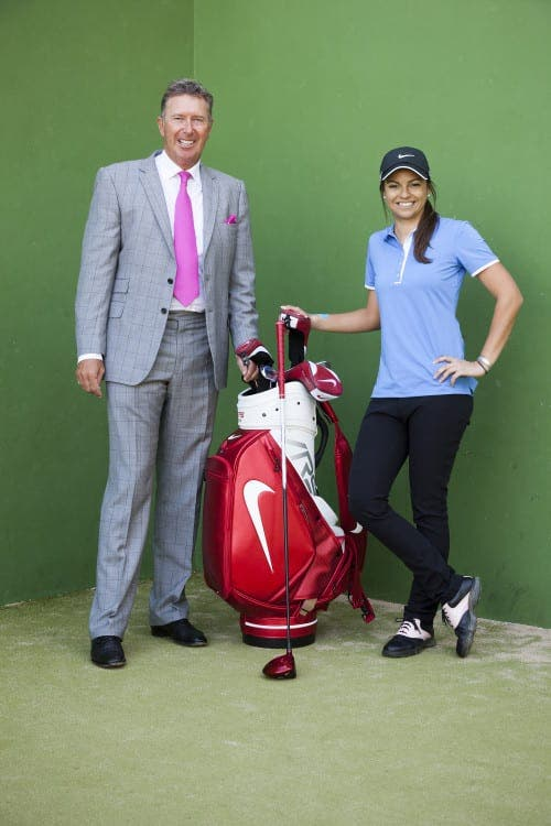 Marbella golfer lands mega-sponsorship deal with Nike