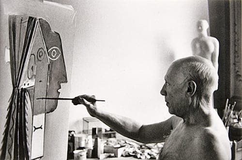 Picasso goes on tour in Mexico