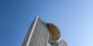 tallest building e