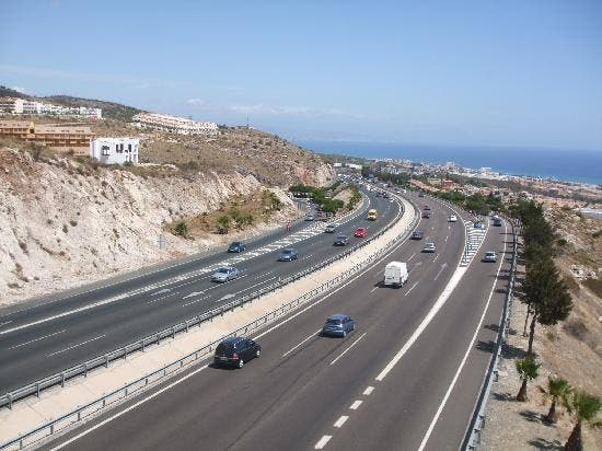 Two killed on the A7 coast road in Benalmadena