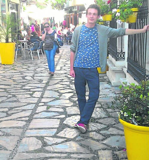 Accidental expat revels in Estepona life