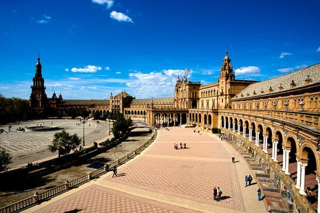 Andalucia scoops five of Spain's top 10 tourist destinations