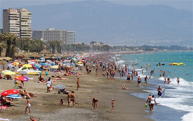 Tourist spending hits a new high in Spain