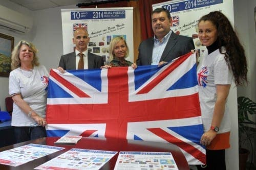 Mijas celebrates Friendship Day with the UK