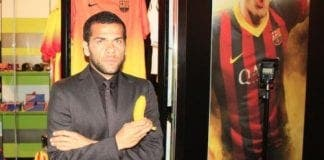 daniel alves banana e
