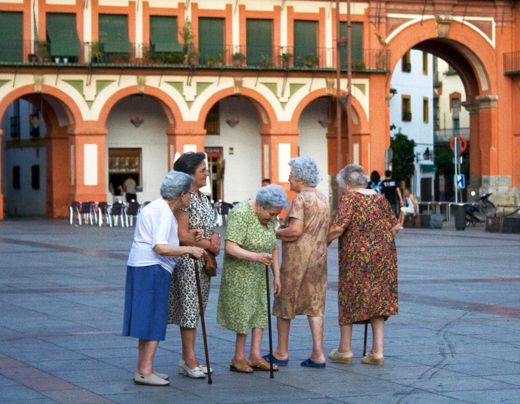Spanish women live the second longest in the world