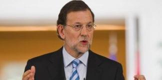 Spanish Prime Minister Mariano Rajoy e