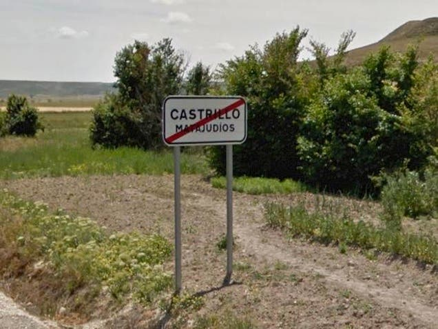 'Kill Jews' village to change 500-year-old name