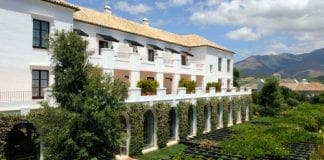 casares finca cortesin hotel golf spa e