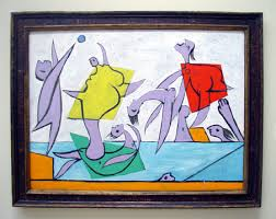Picasso bidding battle in the Big Apple
