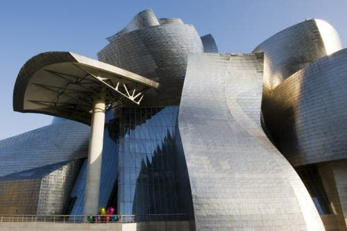 Top Spanish art prize goes to US architect Frank Gehry