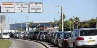 gibraltar border e