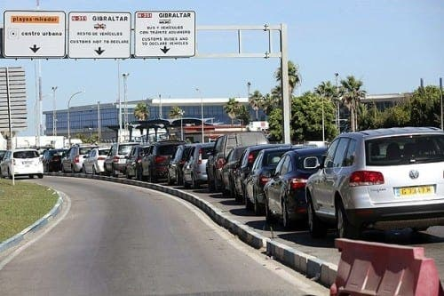 Spain finally confirms changes to improve traffic flow into Gibraltar