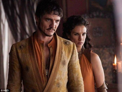 Game of Thrones to film series five scenes in Andalucia