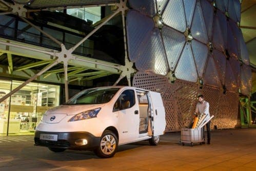 Nissan plant makes Barcelona a world-centre for electric vehicles