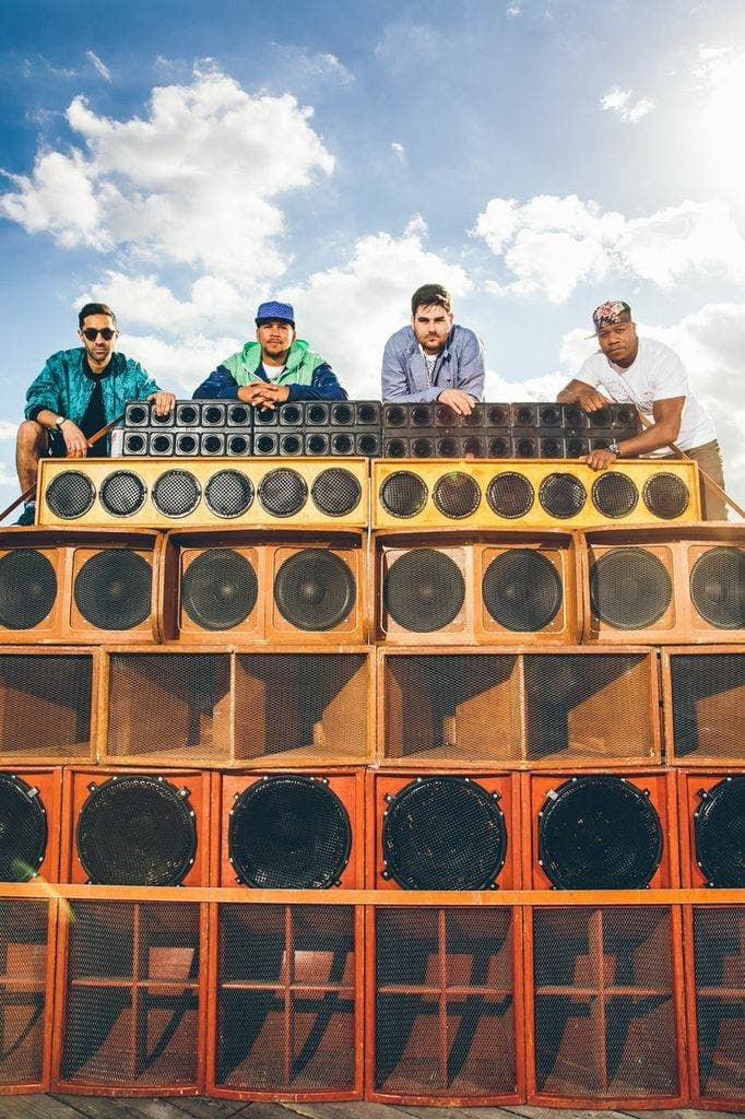 Rudimental to headline Soulfrito Festival on Costa del Sol