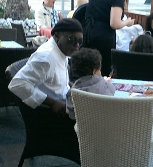 Pure fiction? Samuel L Jackson spotted at pizza restaurant on Costa del Sol