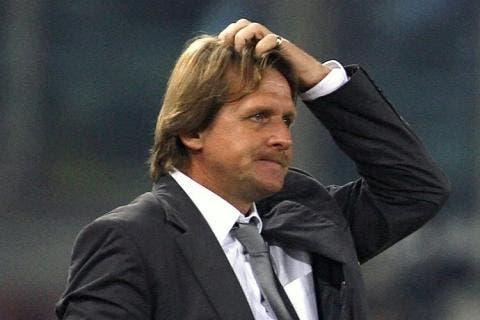Malaga CF manager Schuster in secret talks with German side