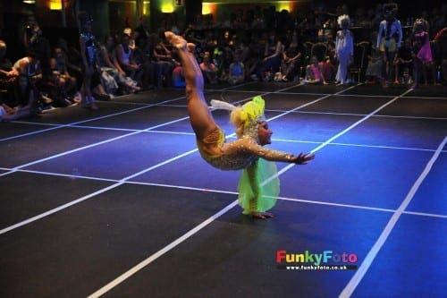 Dancers descend on Benalmadena