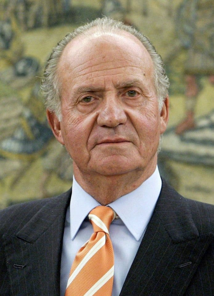 Former King Juan Carlos in hot water over paternity claims