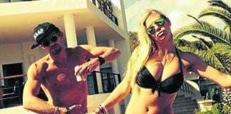 Chelsy Davy Ibiza e