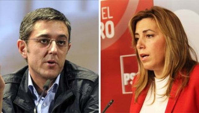 Madina has faith in Susana Diaz's decision to stay out of PSOE race