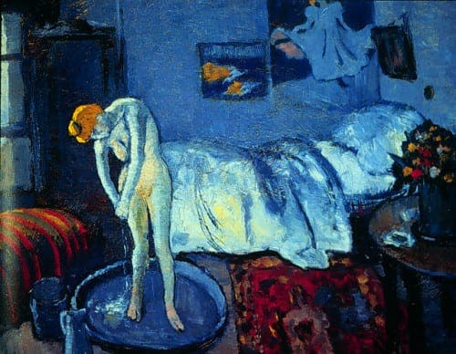 Hidden man discovered underneath Picasso masterpiece