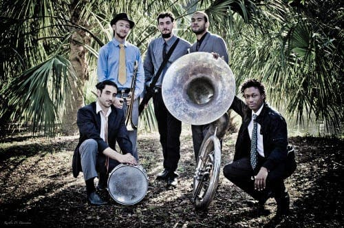America's sell-out jazz band heads for Spain