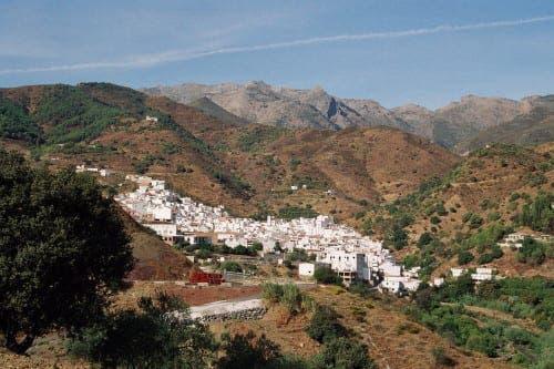 Tolox Spain e